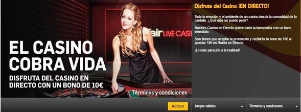 El Casino Cobra Vida