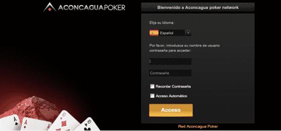 registrarte en Mex poker live