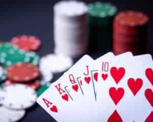 reglas de poker