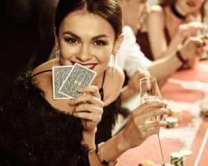 probabilidades en el casino